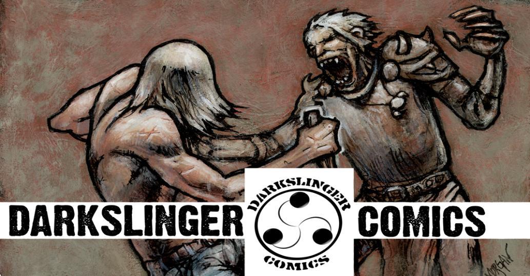 Darkslinger Comics